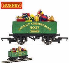 Hornby 7 Plank Christmas Wagon 2017 R6825