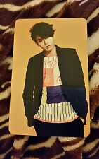 Super junior m ryeowook swing official photocard Kpop K-pop