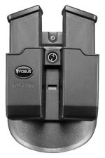 FOBUS TACTICAL PADDLE HOLSTER MAG POUCH MAGAZINE HOLDER 4 GLOCK 45 DOUBLE STACK