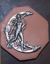 PUSH MOLD FROM JEWELRY CASTING HUNTRESS for polymer clay,pmc,ooak
