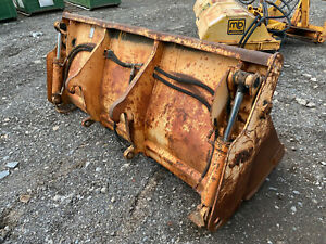 Used JRB Tractor Loader Backhoe Multi-Purpose 4in1 Clam Bucket Attachment