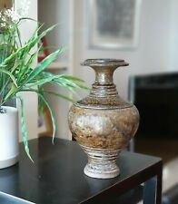 Nice Khmer Stoneware Vase 12th Cent. A.D. from Ancient Angkor Wat Era