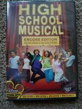 MUSICAL FEATURES-HIGH SCHOOL MUSICAL  DVD NEW