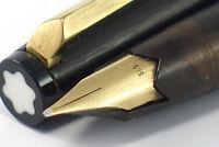 MONTBLANC 220 Füllfederhalter alter Füller 585 Goldfeder vintage fountain pen
