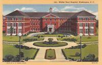Postcard Walter Reed Hospital Washington D.C.