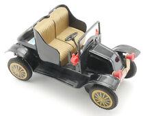 Japan BY-234 Oldtimer Renault Blechspielzeug Batterie schön! 1611-24-25