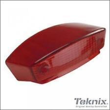 Cabochon vetro fanale posteriore rosso type origine motorrad MBK 50 Xlimit 97-02