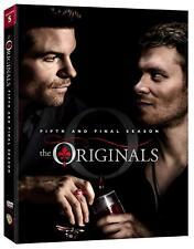 The Originals: Season 5 [2018] (DVD)
