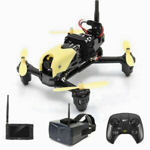 Hubsan X4 Storm FPV Racing Drone with LCD Video Monitor and FPV Goggles