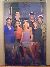 vintage Buffy the Vampire slayer Hot Girl Poster 1999 11546