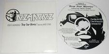 "GURU'S JAZZMATAZZ Feat. ANGIE STONE - KEEP YOUR MOVES ""3 Tr. Promo""  CD Single.."