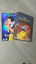 DISNEY CLASSICS No 1SNOW WHITE COLLECTORS O SLEEVE NUMBERED SPINE DVD