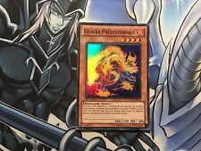 JURRAC GUAIBA FRENCH SUPER RARE HA03-EN040 FR040 MODERATE PLAY YUGIOH