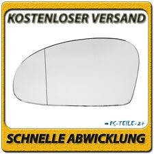 Außenspiegel Spiegelglas für KIA CERATO I 2004-2007 links Fahrerseite asphärisch