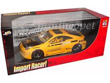 JADA 63184 IMPORT RACER TOYOTA CELICA GT-S 1/18 DIECAST YELLOW