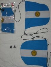 Argentina - Car Mirror Cover, Mirror Sox, Mirror Flag