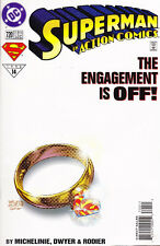 Superman In Action Comics The Engagement Is Off! April 1996