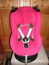 Sommerbezug Schonbezug Frottee für Maxi-cosi Tobi NEU pink