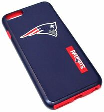 for iPhone 6S PLUS NEW ENGLAND PATRIOTS NFL FOOTBALL DUAL LAYER HYBRID SKIN CASE