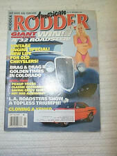 American Rodder November, 1999 No.125,Hot Rods Are Forever! Cloning A Yenko