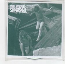 (FE90) We Were Promised Jetpacks, Roll Up Your Sleeves - 2009 DJ CD