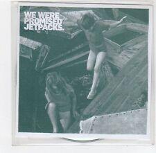 (FE90) We Were Promised Jetpacks, Roll Up Your Sleeves - 2009 DJ CD
