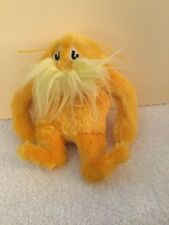 "Dr Seuss The Lorax 6"" Mini Small Plush Manhattan Toy Stuffed Animal, 2012"