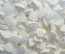Detalles de color principal blanco para invitados de boda