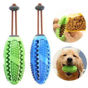 Dog Toothbrush Toy Clean Teeth Chew Stick Healthy Silicone Pet Brush Dental Care