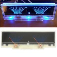 Power Amplifier Panel Dual Analog Vu Meter Audio Level Db Meter With Backlit