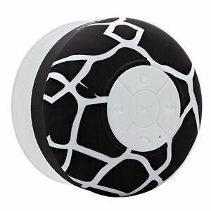 Aduro AquaSound 2020 Bluetooth Wireless Shower Speaker Waterproof IPX Resistant