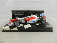 Minichamps 400 020025 2002 Panasonic Toyota Racing TF102 F1 #25 A McNish
