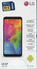 LG Q7 Smartphone 32 Gb 5,5 Zoll (13,8 cm) vertragsfrei + 10 € ALDI TALK
