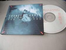 CD de musique CD single en édition limitée sur album