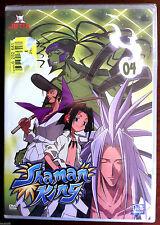 (C2)DVD - SHAMAN KING Vol 4 - 3 Episodes - NEUF