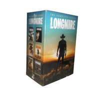 Longmire The Complete Series 1-6 (15-DISC ,DVD) Box Set New Sealed region 1