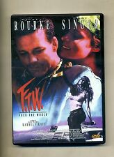 Mickey Rourke # F.T.W. FUCK THE WORLD # Hollywood Stars - 20th FoxDVD-Video 2005