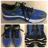 ASICS Men's US Size 12 EUR 46.5 Gel-Nimbus 21 Running Shoes Illusion Blue