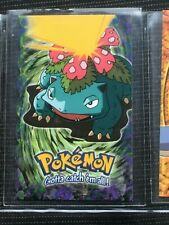 ↓ TOPPS Pokemon Evolution Blue Logo #03 Venusaur