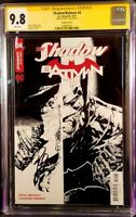 SHADOW BATMAN #4 CGC SS 9.8 PHILIP TAN SKETCH VARIANT JOKER GOTHAM HARLEY QUINN