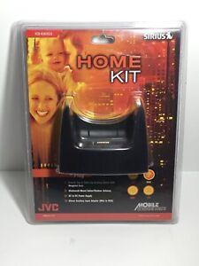 JVC KS-K6003 Sirius Satellite Radio Plug n Play Home Kit Brand New Sealed