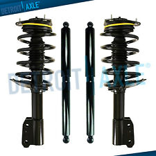 Front Struts & Rear Shocks for 02-06 Buick Rendezvous / 01-04 Pontiac Aztec AWD
