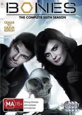 Bones: Season 6 - Brand New DVD Region 4