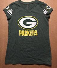 NFL Green Bay Packers Shirt Top Girl's XL 14 NFL Team Apparel