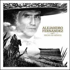 """2020 ALEJANDRO FERNANDEZ """"HECHO EN MEXICO"""" MEXICAN CD ALBUM"""