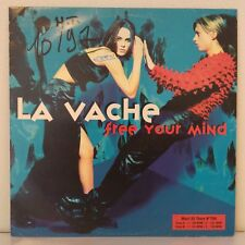 "La Vache ‎– Free Your Mind (Vinyl, 12"", Maxi 33 Tours)"