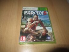 Far Cry 3 Xbox 360 new sealed pal version