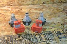 Lot Of 5 For Parts Makita 9134 & 9100 9.6V Cordless Power Battery Free Shipping