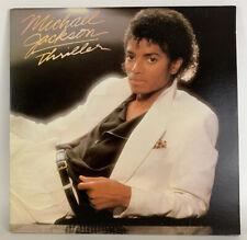Michael Jackson Thriller QE 38112 Lp Record Mint