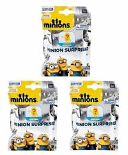 Minions Movie Minion Surprise Mini Figure Mystery Pack of 3